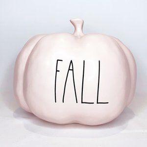 "RAE DUNN ""FALL"" LL Pink Pumpkin"